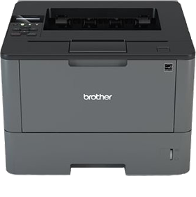 brainsolution Software AG - Brother HL-L5100DN SW-Laser